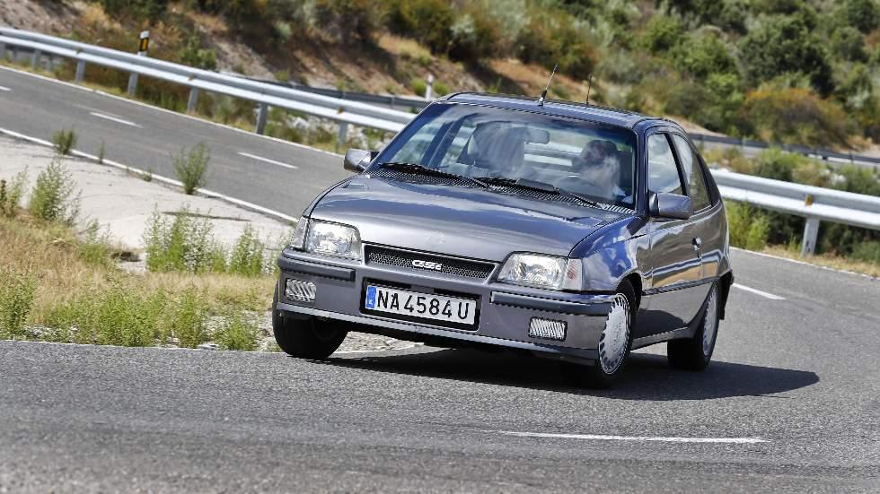 Opel Kadett GSI (1984-1991): curiosidades, datos y precios de cotización