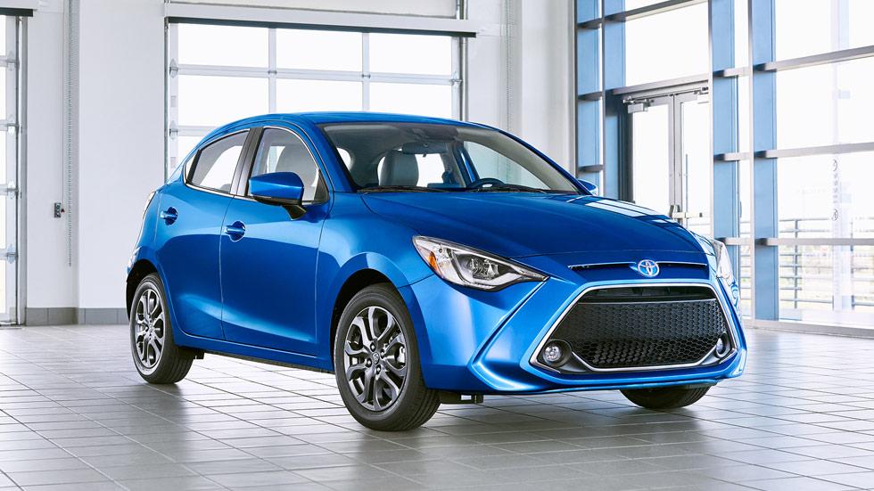 Toyota Yaris 2020: todos los detalles del nuevo utilitario que llega este año