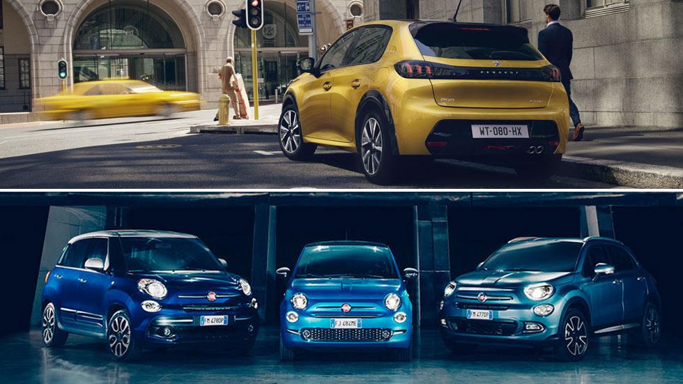 Nueva alianza entre marcas: Fiat y PSA podrían asociarse