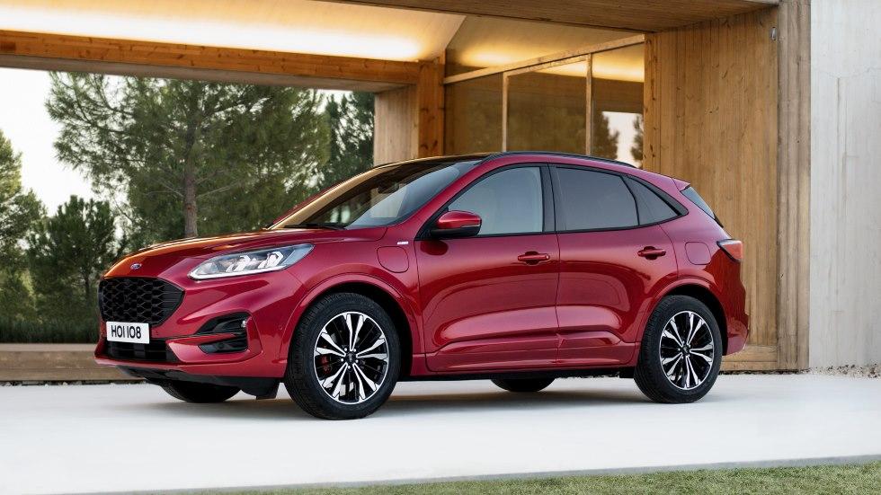 Ford Kuga 2019: datos y fotos oficiales del SUV, ahora también híbrido enchufable