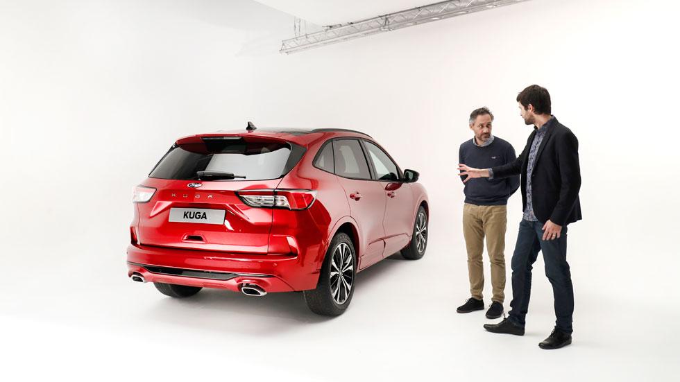 Revista Autopista 3095: todos los secretos del nuevo SUV Ford Kuga 2019