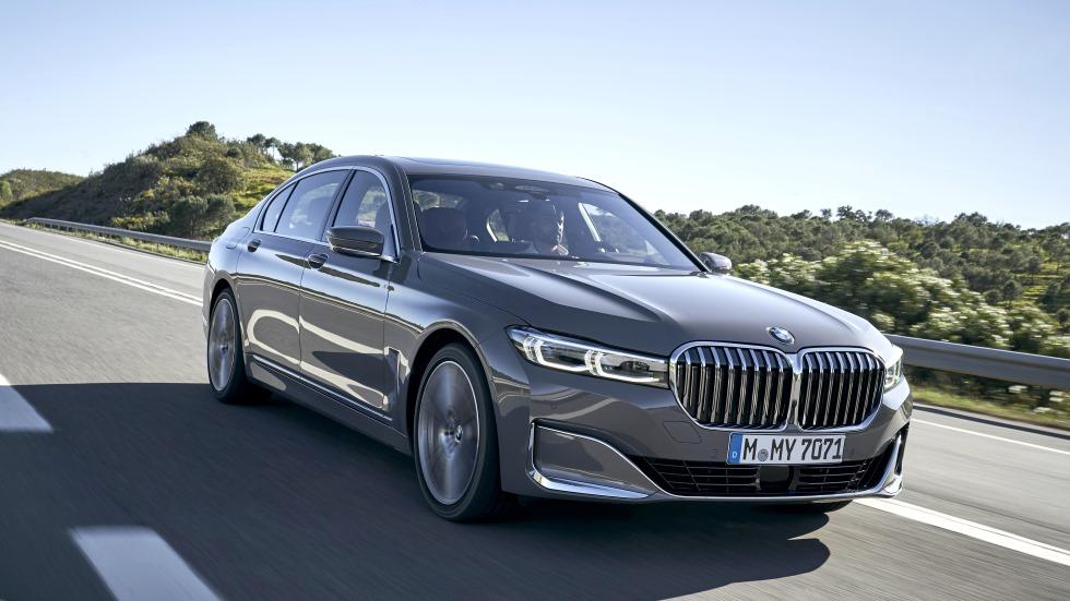 BMW Serie 7 2019: probamos la nueva berlina de lujo, su buque insignia