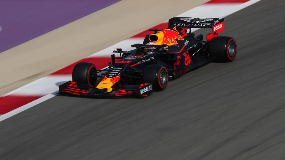 Test de Baréin (2-4): Red Bull por delante de Ferrari