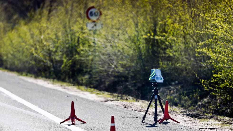 Radares Veloláser de la DGT: descubre sus nuevas 150 ubicaciones donde te multan
