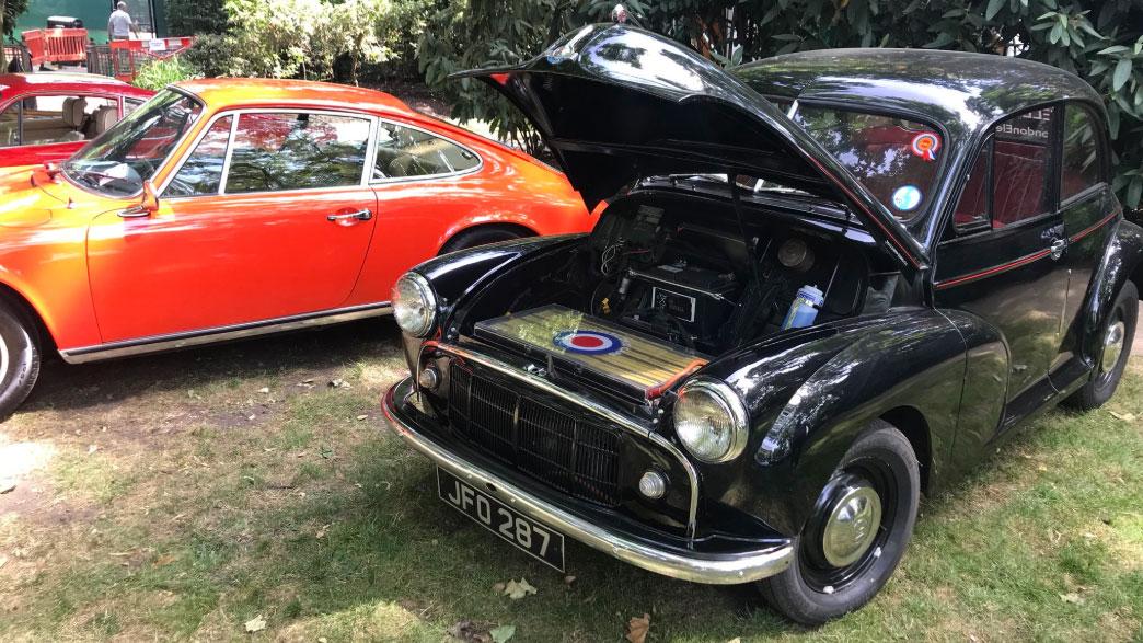 Transforma tu viejo coche, evitando el desguace, en un eléctrico asequible