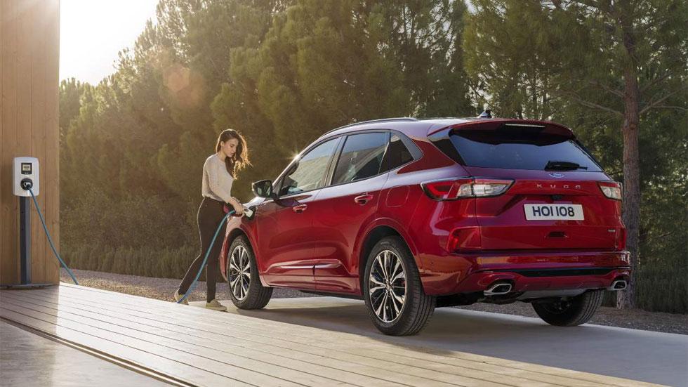 Ford Kuga 2019: así es el nuevo SUV, en VÍDEO
