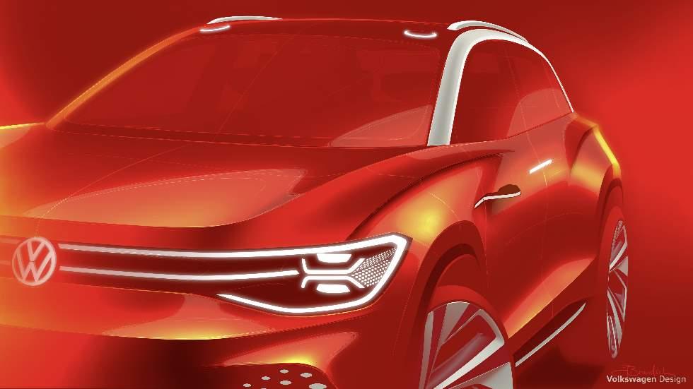 VW ID. Roomzz Concept: así será el nuevo gran SUV eléctrico, ¿el sustituto del Touareg?