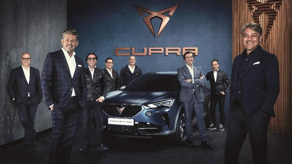 Los planes de Cupra: 4 nuevos coches hasta 2020 y duplicar las ventas