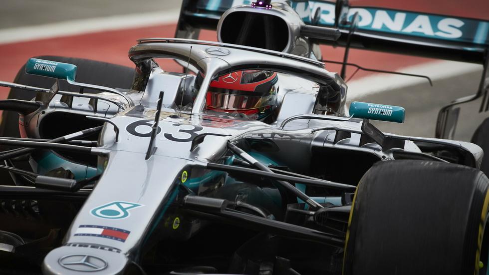 Test de Baréin F1 (miércoles): George Russell con el Mercedes, el más rápido