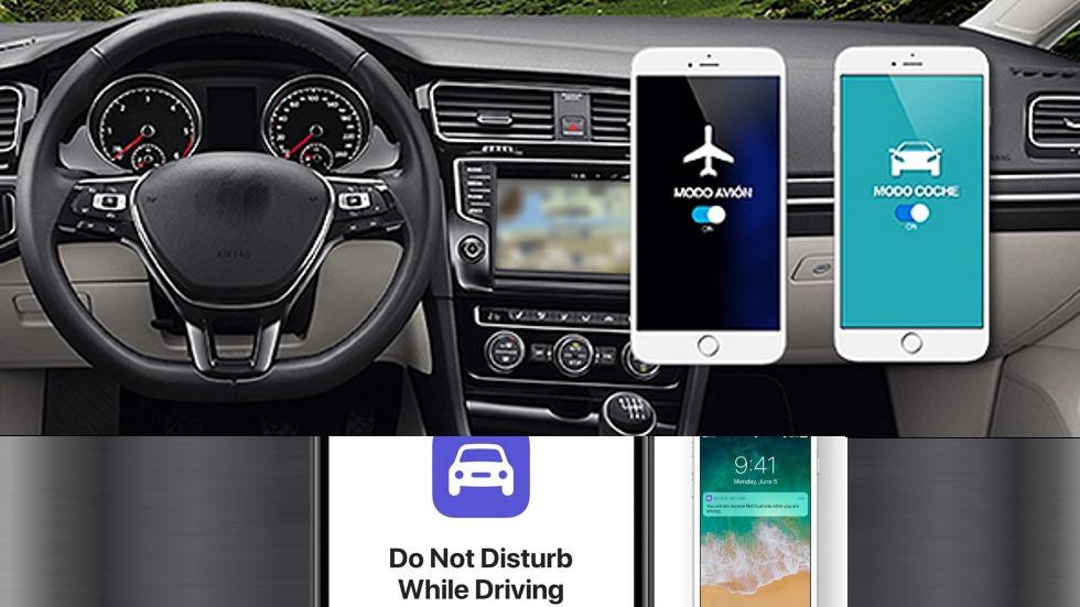 Modo Coche para no usar el móvil al volante: qué es y cómo descargarlo en Android y Apple