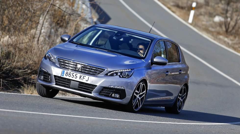 Peugeot 308 1.5 BlueHDi 2019: vuelve el cambio automático de 6 marchas al Diesel
