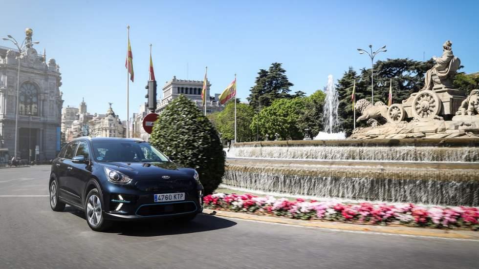 El eléctrico Kia e-Niro, ya en España: precios y equipamiento