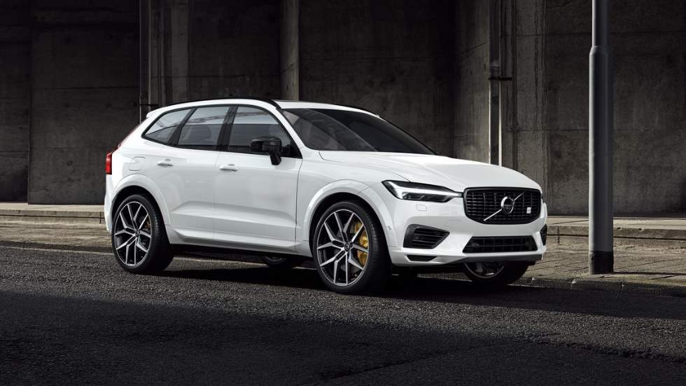 Volvo XC60 y V60 T8 Polestar Engineered 2020: así son los nuevos híbridos enchufables