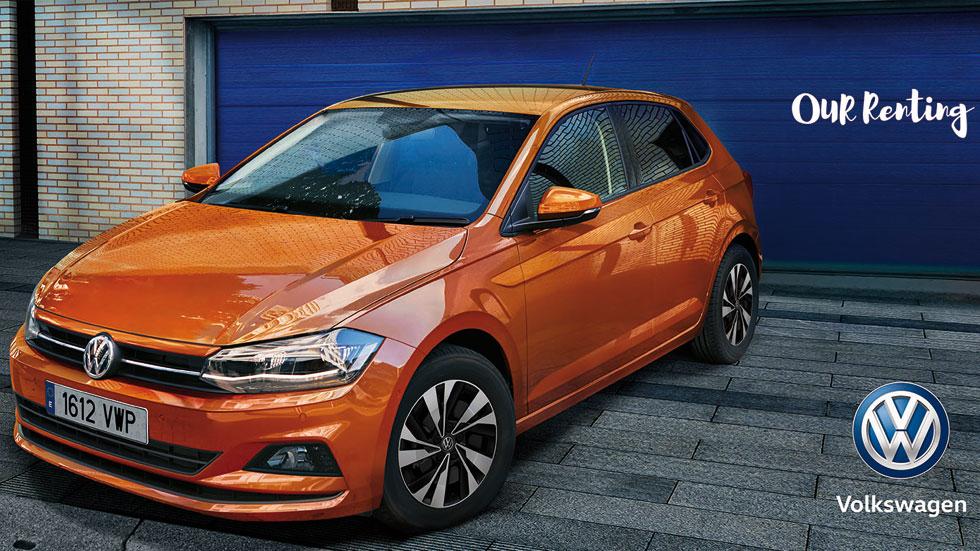Un VW Polo por 5 € al día, compartido: Volkswagen lanza el renting para dos