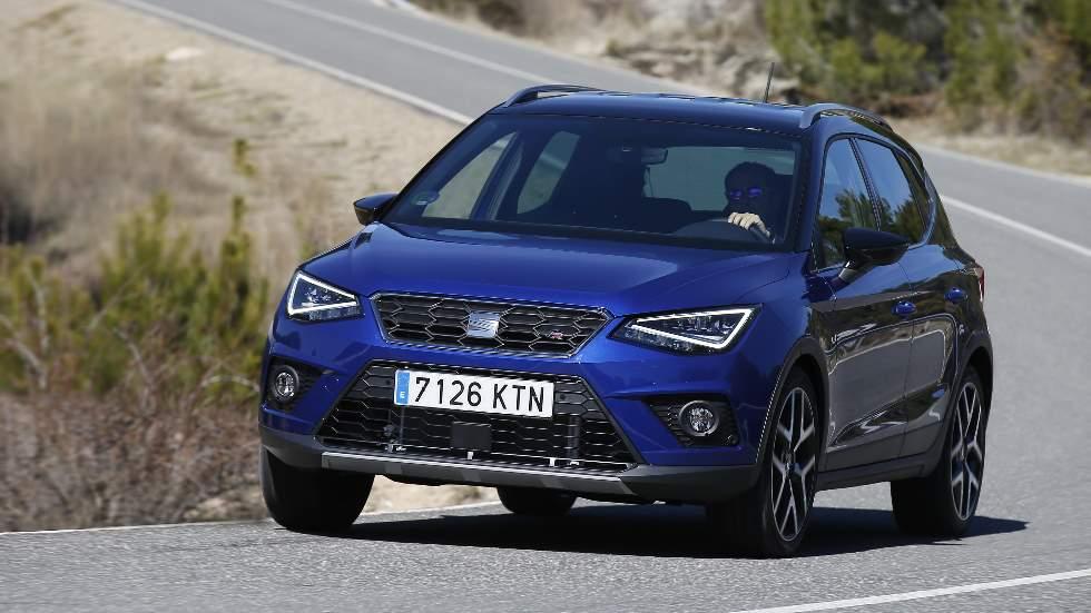 Seat Arona 1.0 TGI: prueba, análisis y precios del nuevo SUV híbrido de gas natural