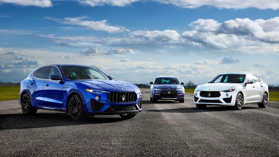 Maserati Levante 2019: el SUV de lujo se vuelve más deportivo y elegante