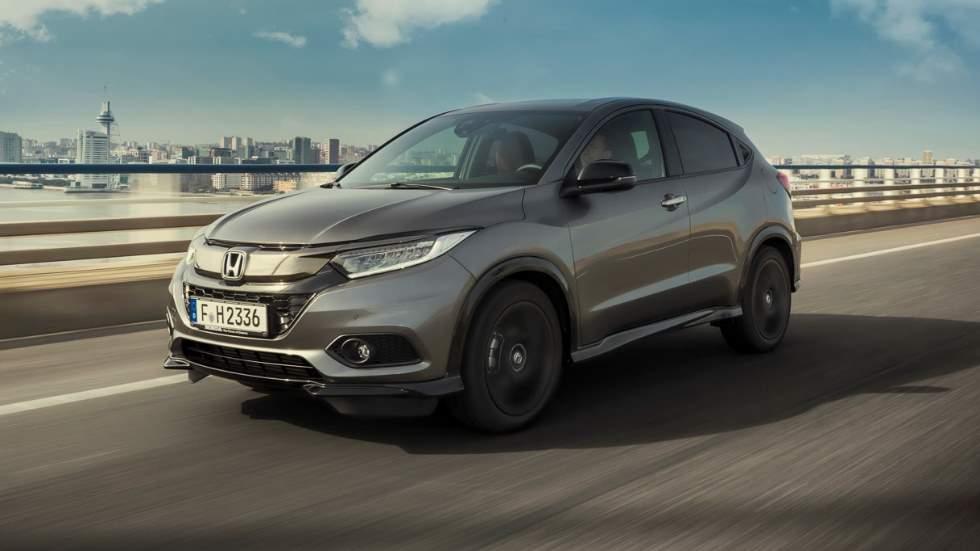 Honda HR-V Sport 2019: a prueba el nuevo y práctico SUV deportivo