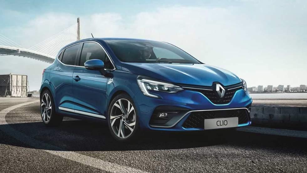Renault Clio 2019: primeros datos de gama y precios para Europa