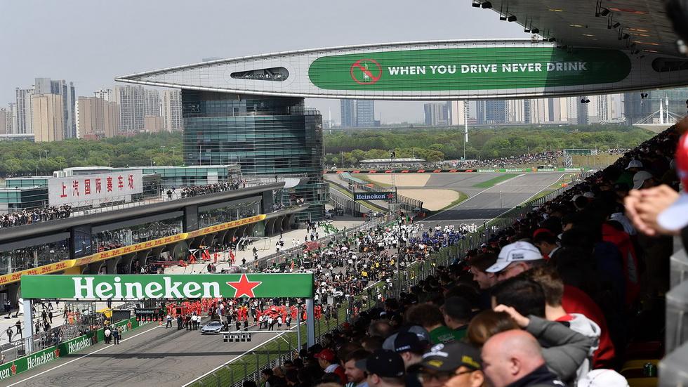 GP de China de F1: los horarios de este fin de semana