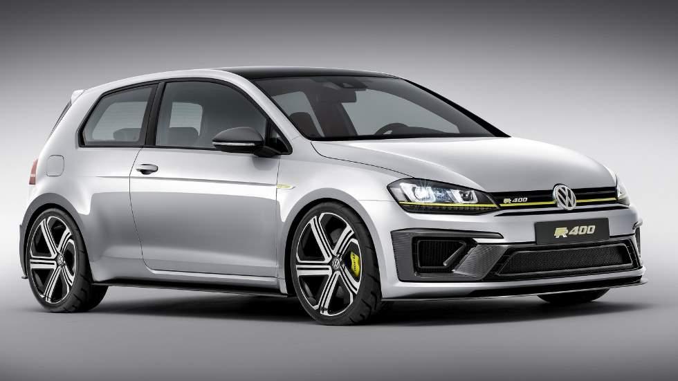 VW Golf R Plus: ¿el próximo súper Golf que viene?