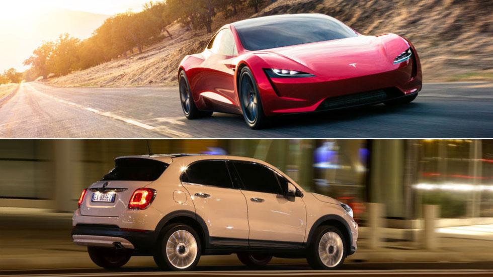 Fiat pagará cientos de millones a Tesla para incluir sus coches en su flota de emisiones