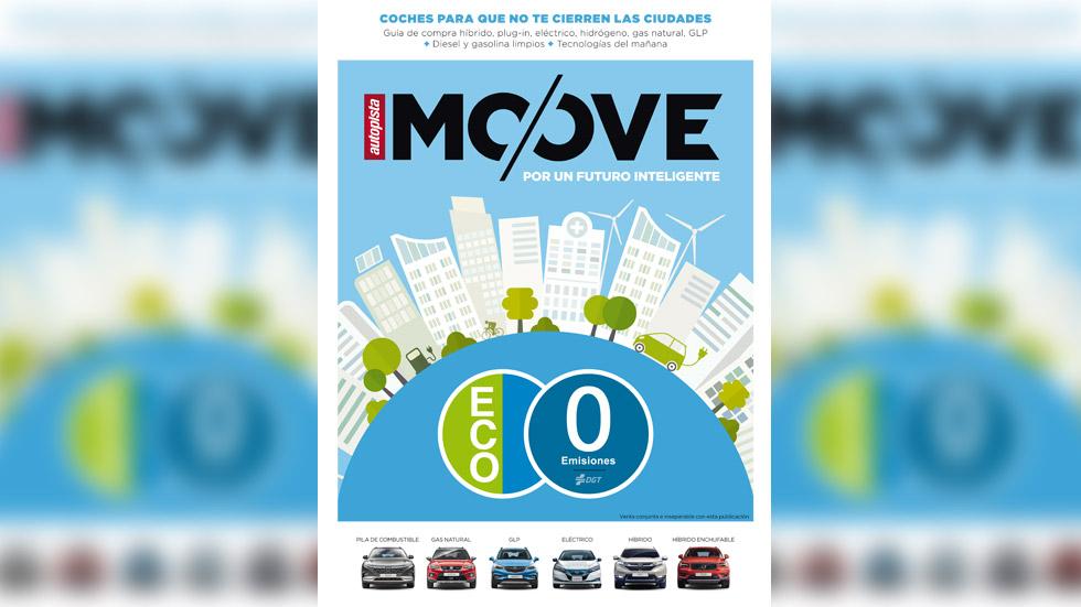Especial MO/OVE, a la venta por 1 euro: coches para que no te cierren la ciudad