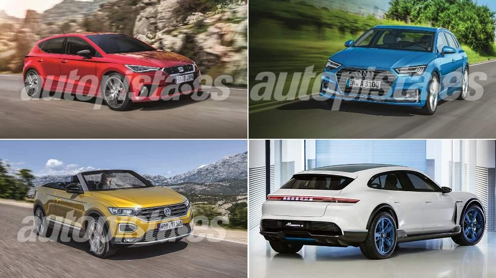 Revista Autopista 3096: 95 coches y SUV nuevos del Grupo VW en los próximos dos años