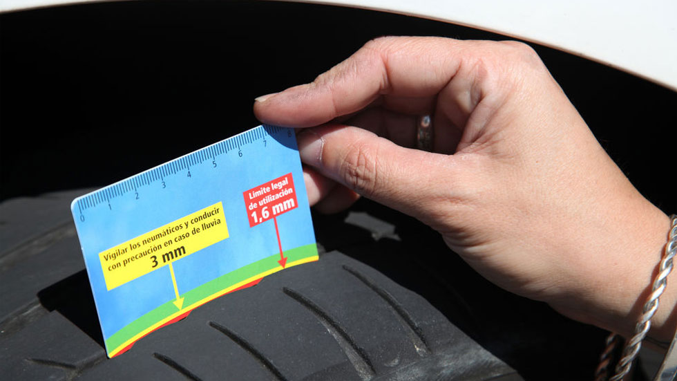 Conoce con estas 4 claves si tus neumáticos tienen que sustituirse ya