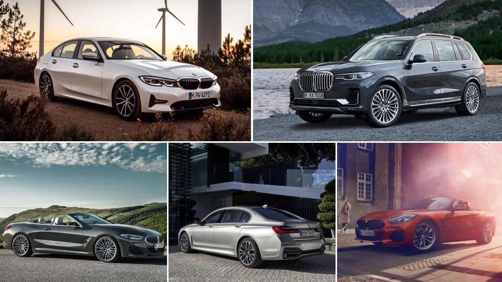 Todos los nuevos BMW para 2019: X7, Serie 3, Z4, X3 PHEV…