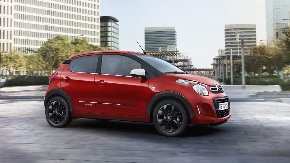 Citroën C1 Urban Ride: amplio equipamiento a buen precio