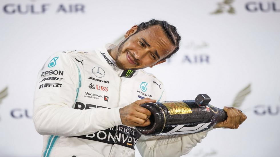 Fórmula 1: Hamilton, el piloto mejor pagado de la historia