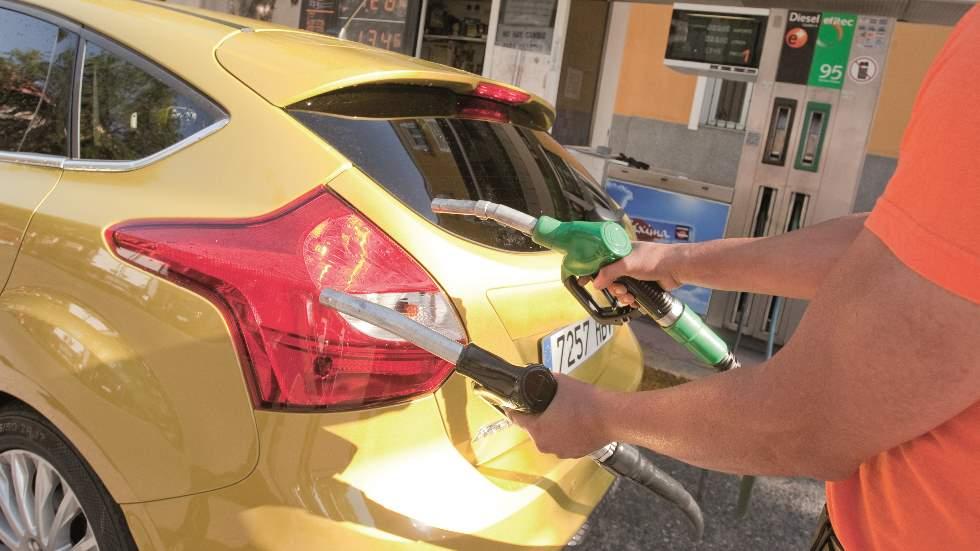 Los precios del diésel y la gasolina se dispararán esta Semana Santa