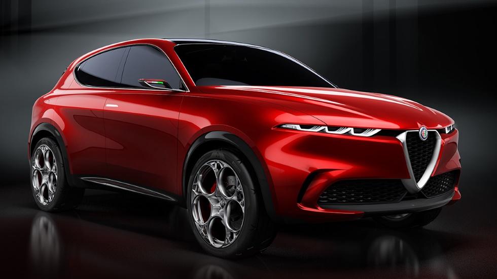 Alfa Romeo Tonale: todas las fotos y más detalles del próximo SUV compacto