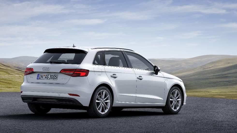 Audi A3 30 g-tron 2019: precios y datos para España del A3 de gas natural