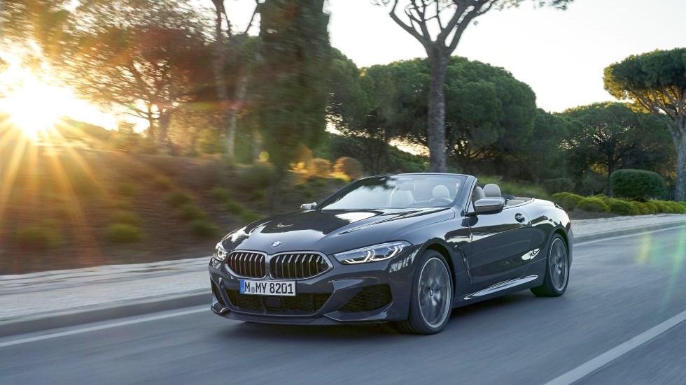 BMW Serie 8 Cabrio 2019: probamos un descapotable de ensueño
