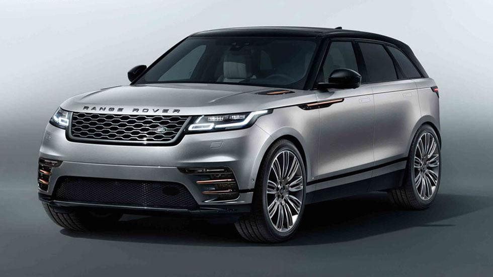 Range Rover Velar 2020: toda la gama y precios del SUV de lujo