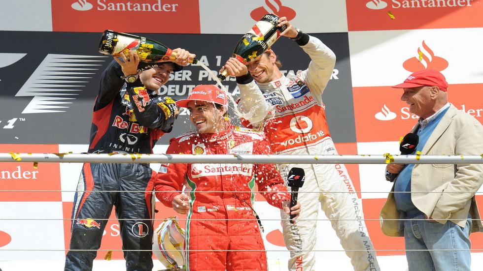 GP de China de F1: algunas cifras de estos 999 GP