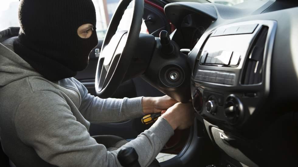 Los coches más robados en España, según el RACE