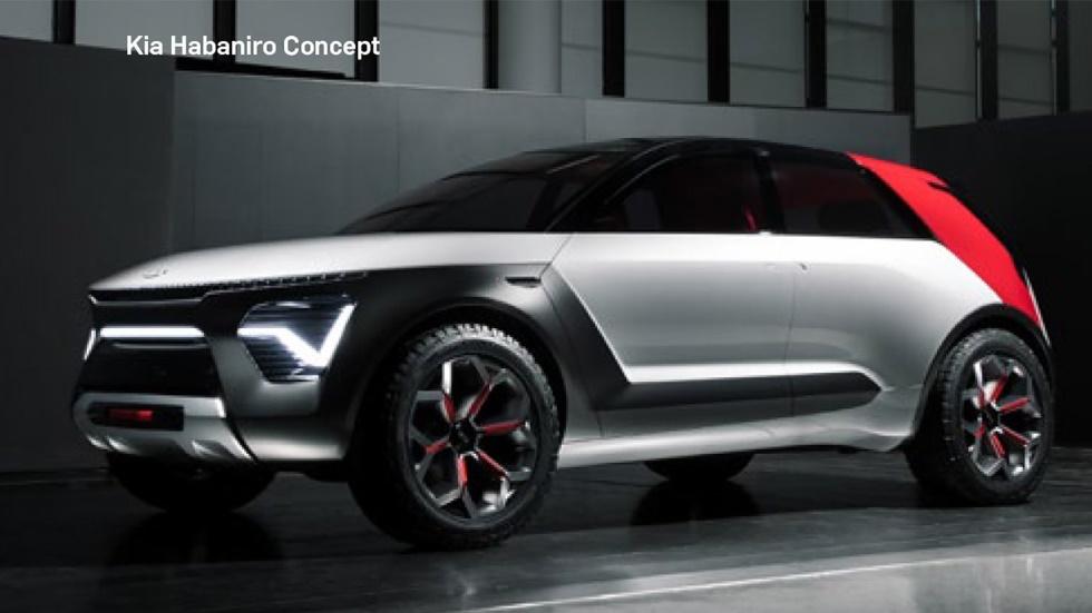 Kia Habaniro: ¿la próxima generación del Niro o un nuevo SUV?