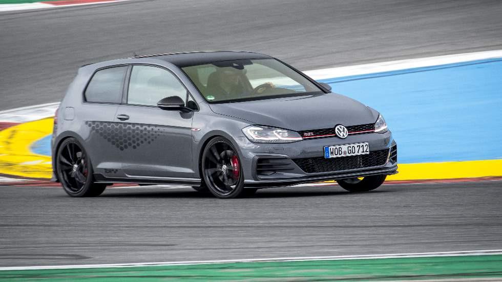 Volkswagen Golf GTI TCR: datos y precios para España del deportivo, ya a la venta