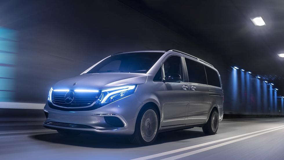 Mercedes EQV 2020: todos los secretos del nuevo familiar eléctrico