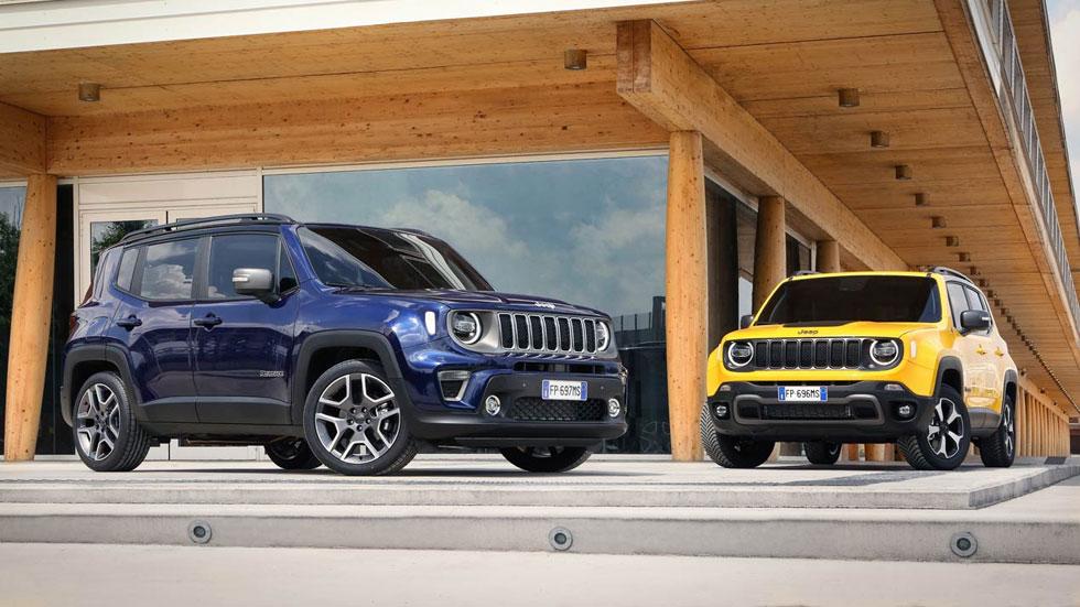 Jeep Renegade y Compass: así pueden transformarse en SUV de gas GLP