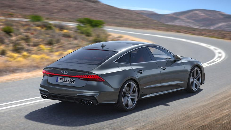 Audi S6 y S7 2019: ahora, TDI, micro-híbridos y con compresor eléctrico
