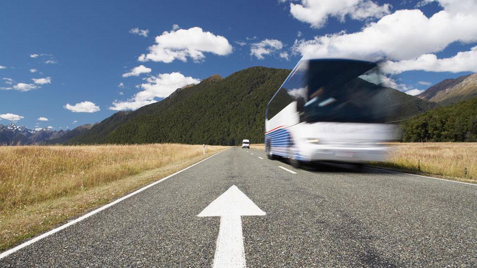 Qué coches y vehículos pueden circular por todos los tipos de carril bus