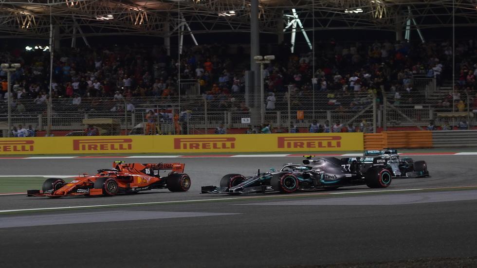 GP de China de F1: Ferrari cambia componentes electrónicos