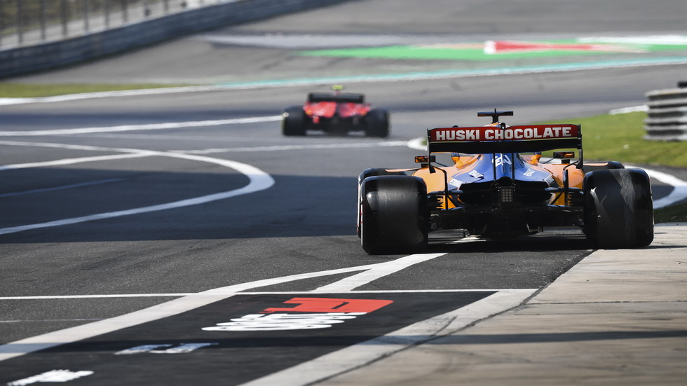GP de China de F1: Carlos Sainz mejora por la tarde durante la FP2