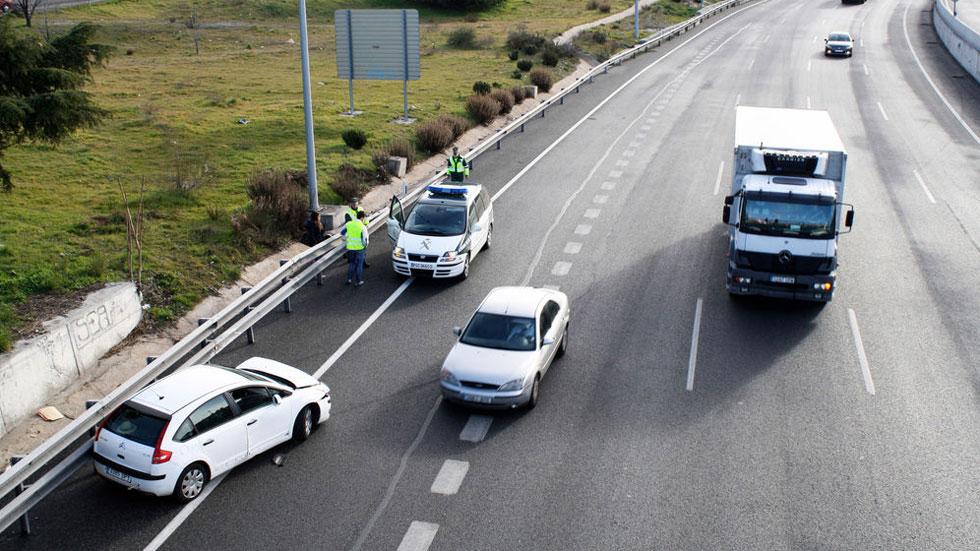"La Guardia Civil alerta ya del efecto ""safety car"" en carretera"