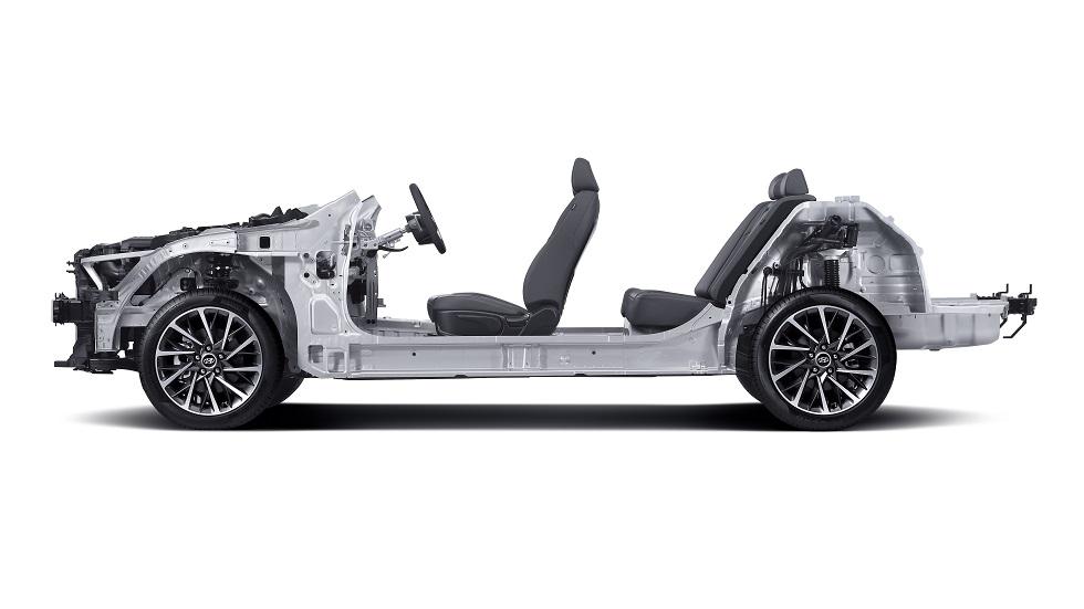 Así es la nueva plataforma de los nuevos coches y SUV de Hyundai en 2020