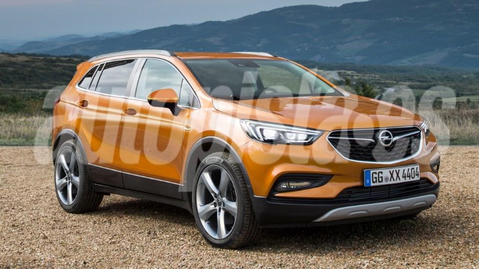 Peugeot 7008, DS 8 Crossback y Opel: los futuros grandes SUV que vienen