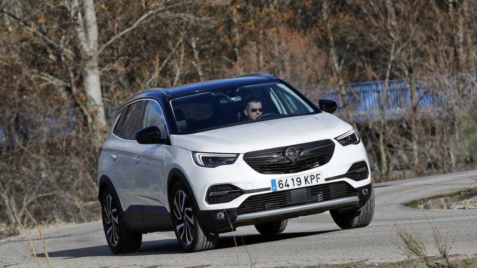 Opel Grandland X 1.5 CDTi: probamos el nuevo SUV diésel, ¿mejor que el Peugeot 3008?